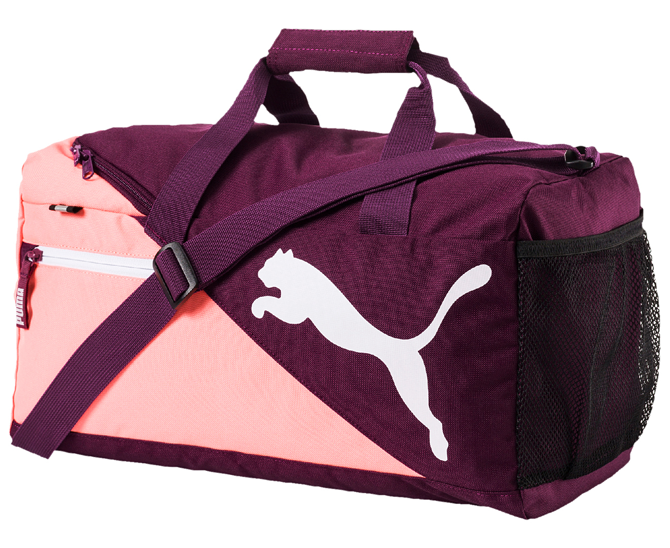 Puma Fundamentals Sports Bag Small - Dark Purple  cca8929046551