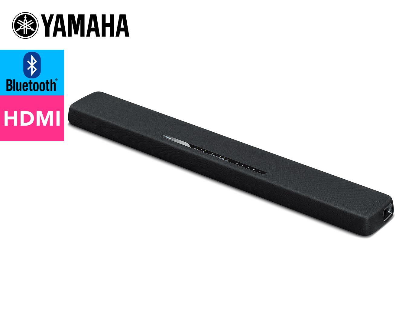 Yamaha ats1070b bluetooth soundbar black scoopon shopping for Yamaha ats 1030 soundbar review