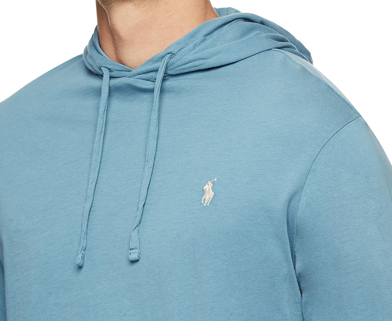 24b1fadd8e0a ... australia polo ralph lauren mens pullover hoodie light blue catch.au  5dd24 d1fbd