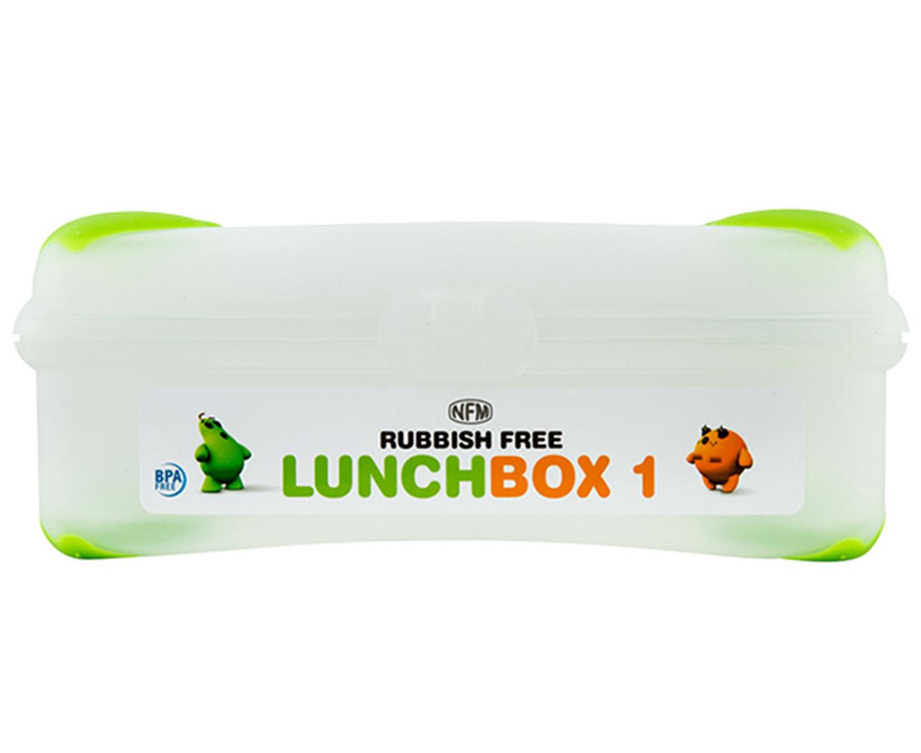 Smash Nude Food Movers Lunchbox Randomly Selected