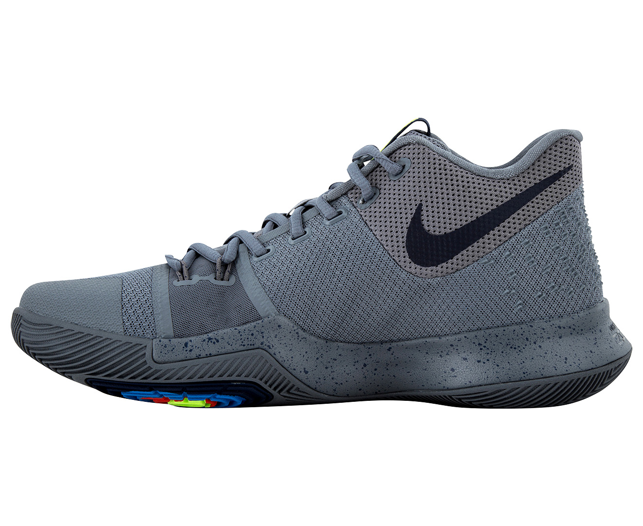 99e0e37939c Nike Men s Kyrie 3 Shoe - Cool Grey Midnight Navy-Pure