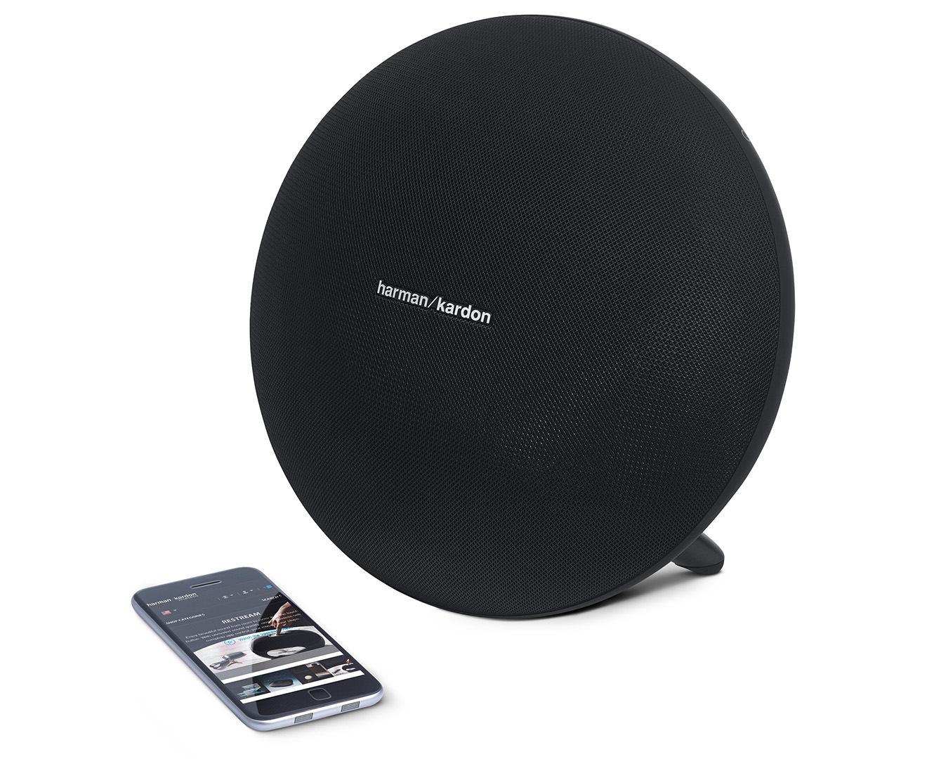 harman kardon onyx studio quick start guide