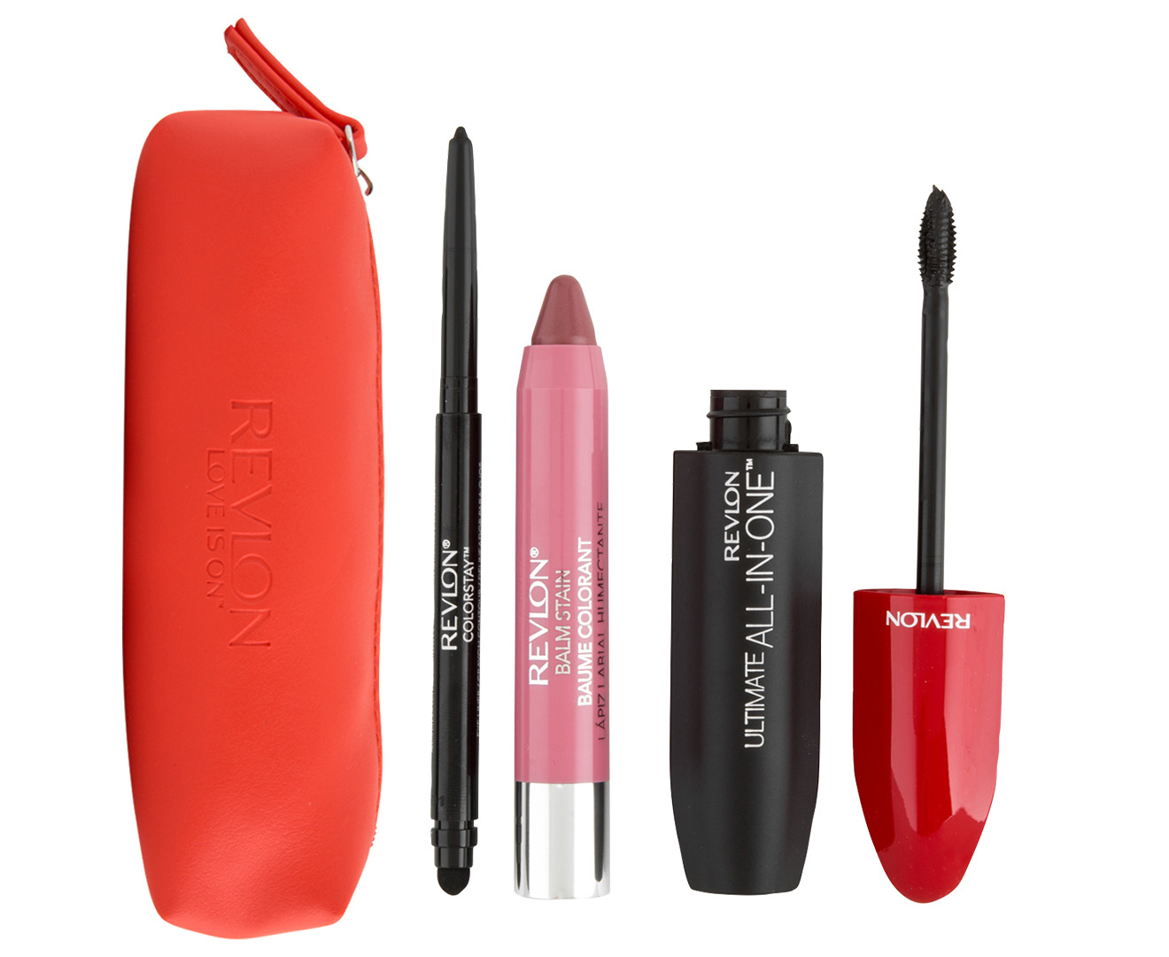 Revlon Love Series Essentials Pack + Cosmetic Bag ...