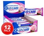 12 x Aussie Bodies Lo Carb Whip'd Boysenberry Ripple Protein Bar 60g 1