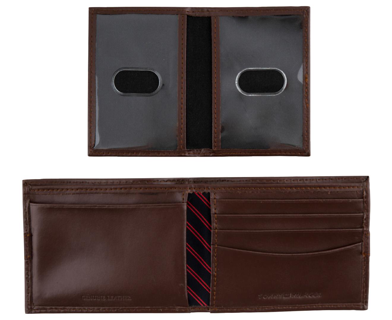 Tommy Hilfiger Ranger Passcase Billfold Wallet