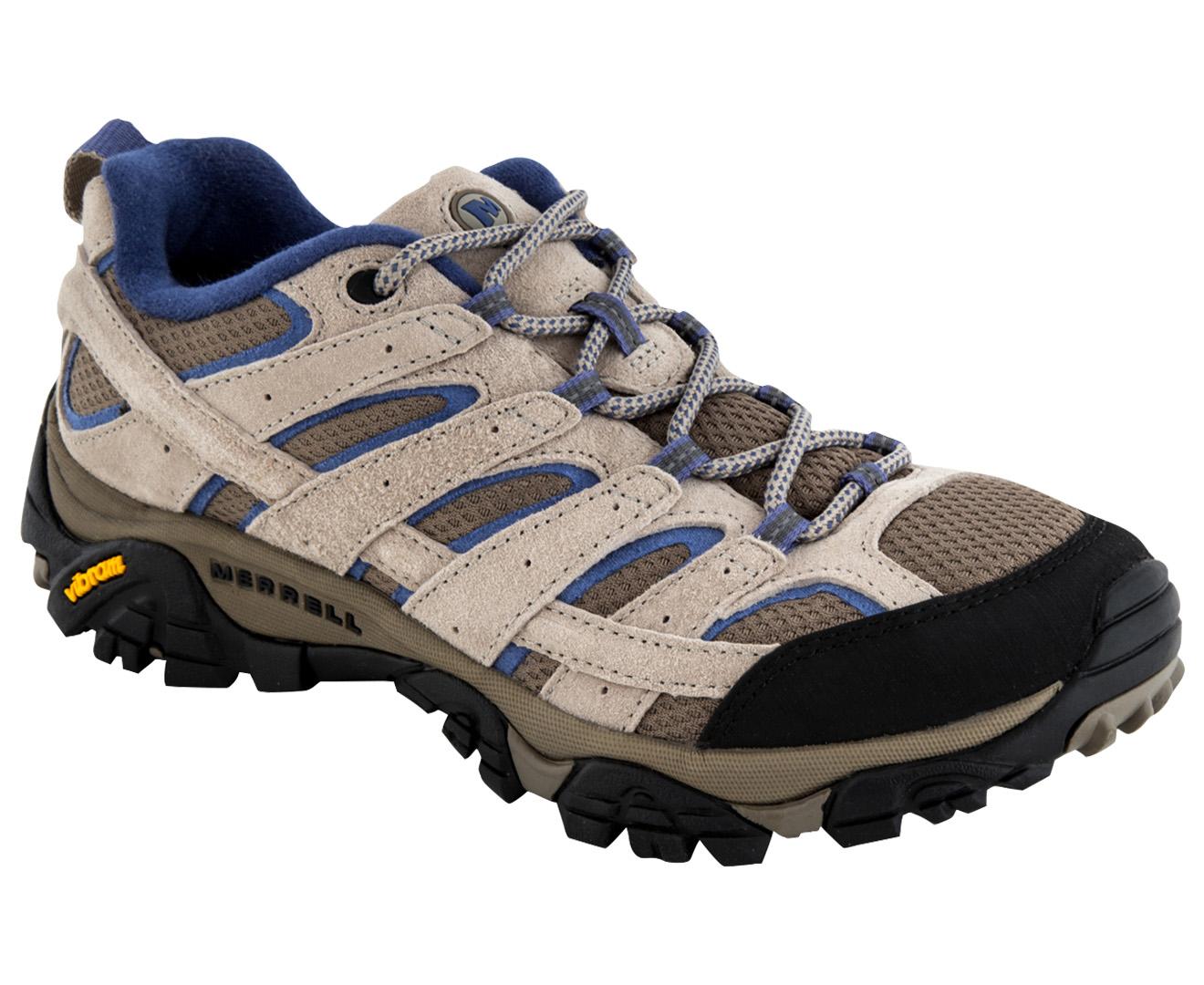 80192175 Merrell Women's Moab 2 Ventilator Shoe - Aluminium/Marlin