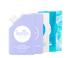 """Hello Hair """"Hydrate Your Hair for Blondes"""" Pack 1"""