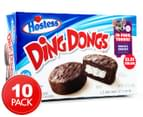 Hostess Chocolate Ding Dongs 10pk - 360g 1