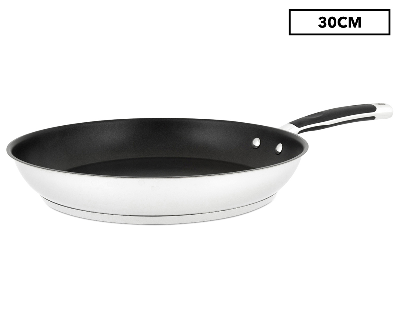 Tefal 30cm So Tasty Induction Frypan Thermospot