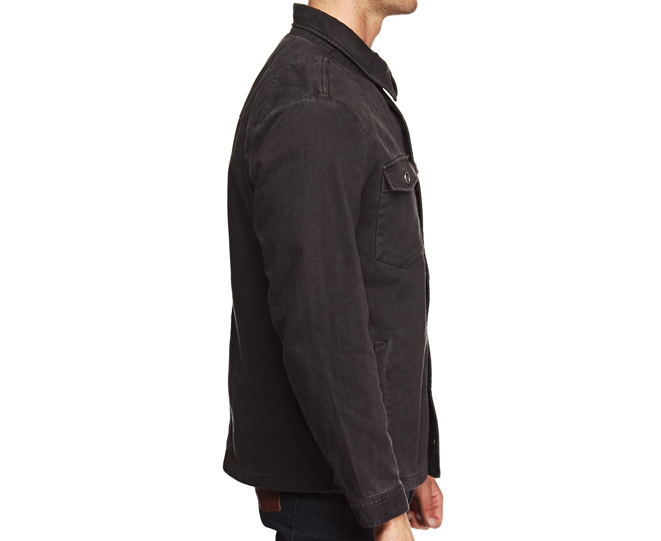 Jeanswest Men 39 S Hopkirk Jacket Grey Great Daily Deals