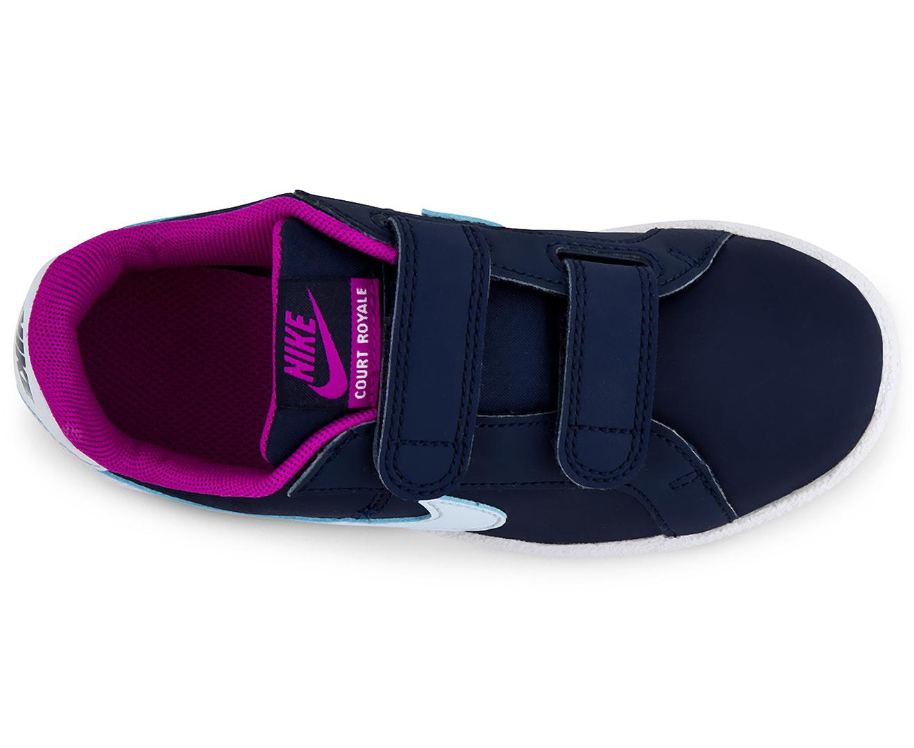 Nike Court Royale Little Kids Shoe