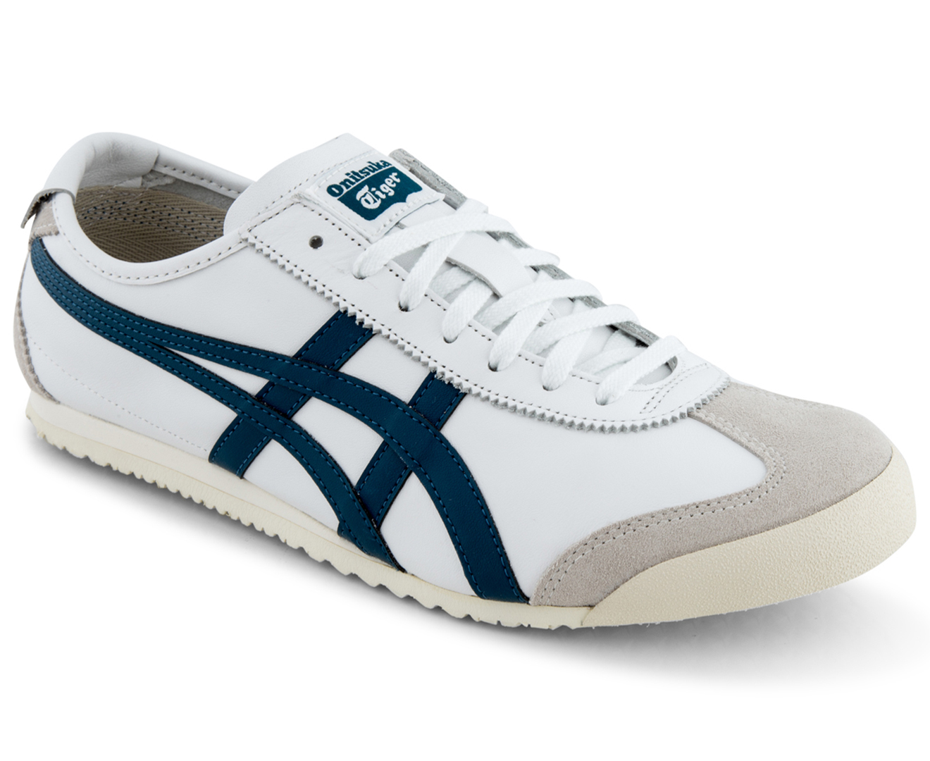 Tiger 66 Onitsuka Mexico Blue Men's Whiteink Shoe HD29YWEeI