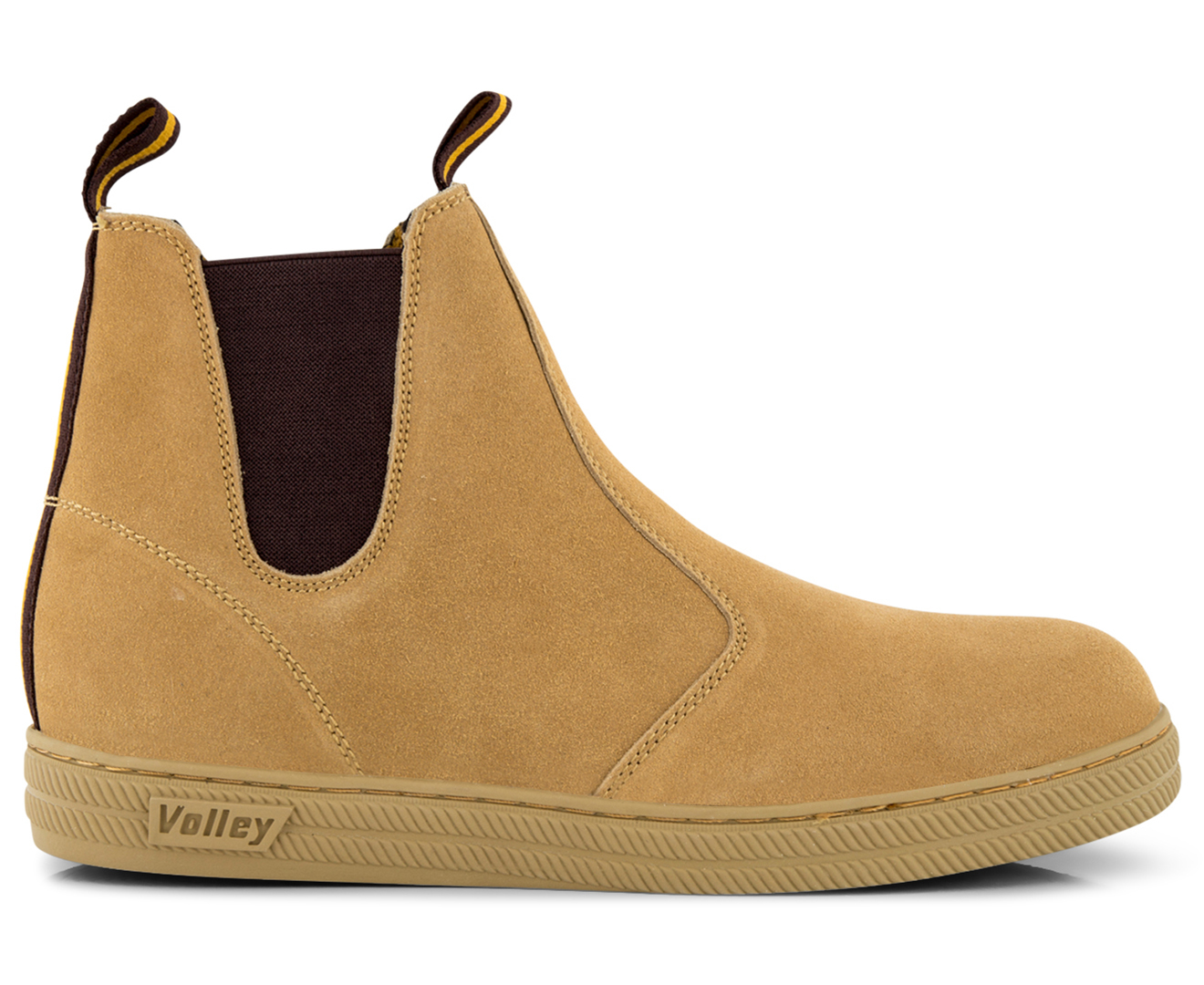 Volley Men's Safety Pull On Work Boot