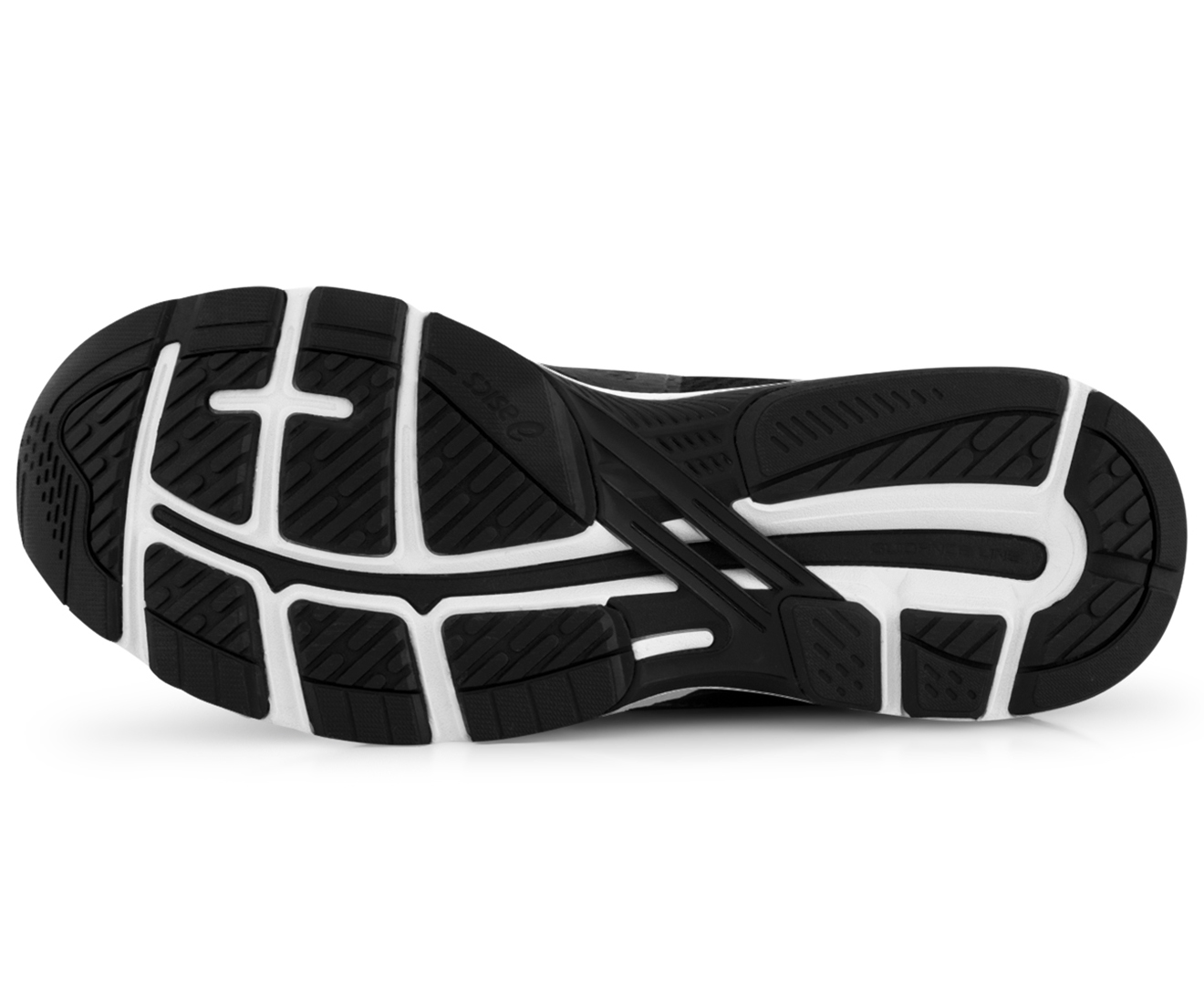 488c626648c967 ASICS Men s GT-2000 6 Shoe - Black White Carbon