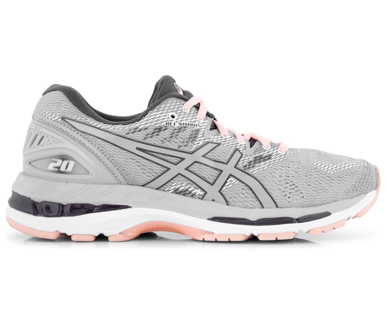 Nimbus Gel Asics About Greyseashell Pink Women's Details Shoe Mid 20 SGzUVqpM