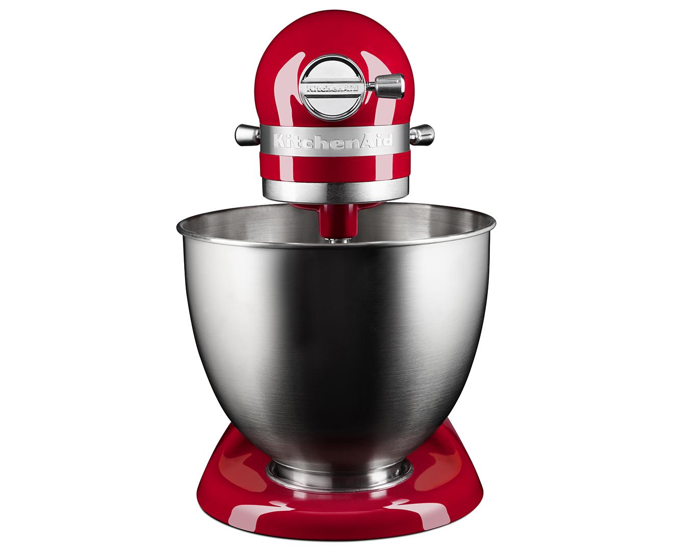 Kitchenaid Ksm3311 Mini Stand Mixer Empire Red Great