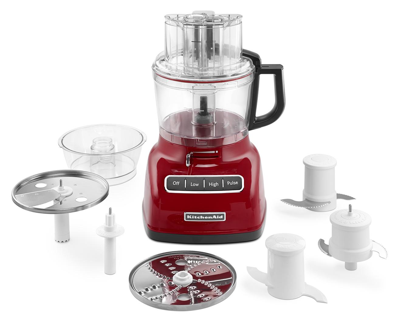 Low Wattage Kitchen Appliances