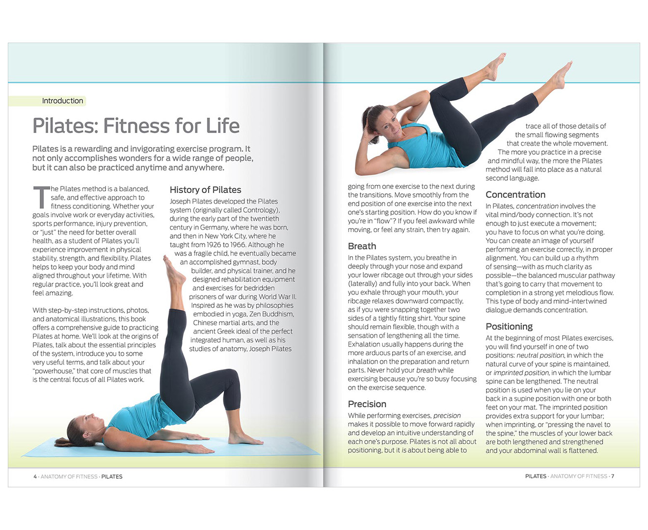 Hinkler Anatomy Of Fitness Complete Pilates Workout Kit Catch