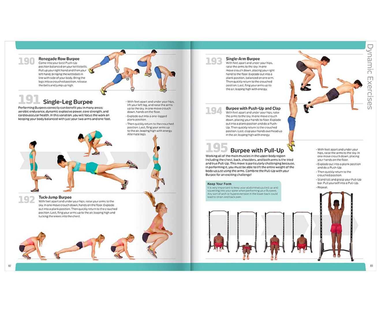 Hinkler Anatomy Of Fitness 501 Core Exercises Catch