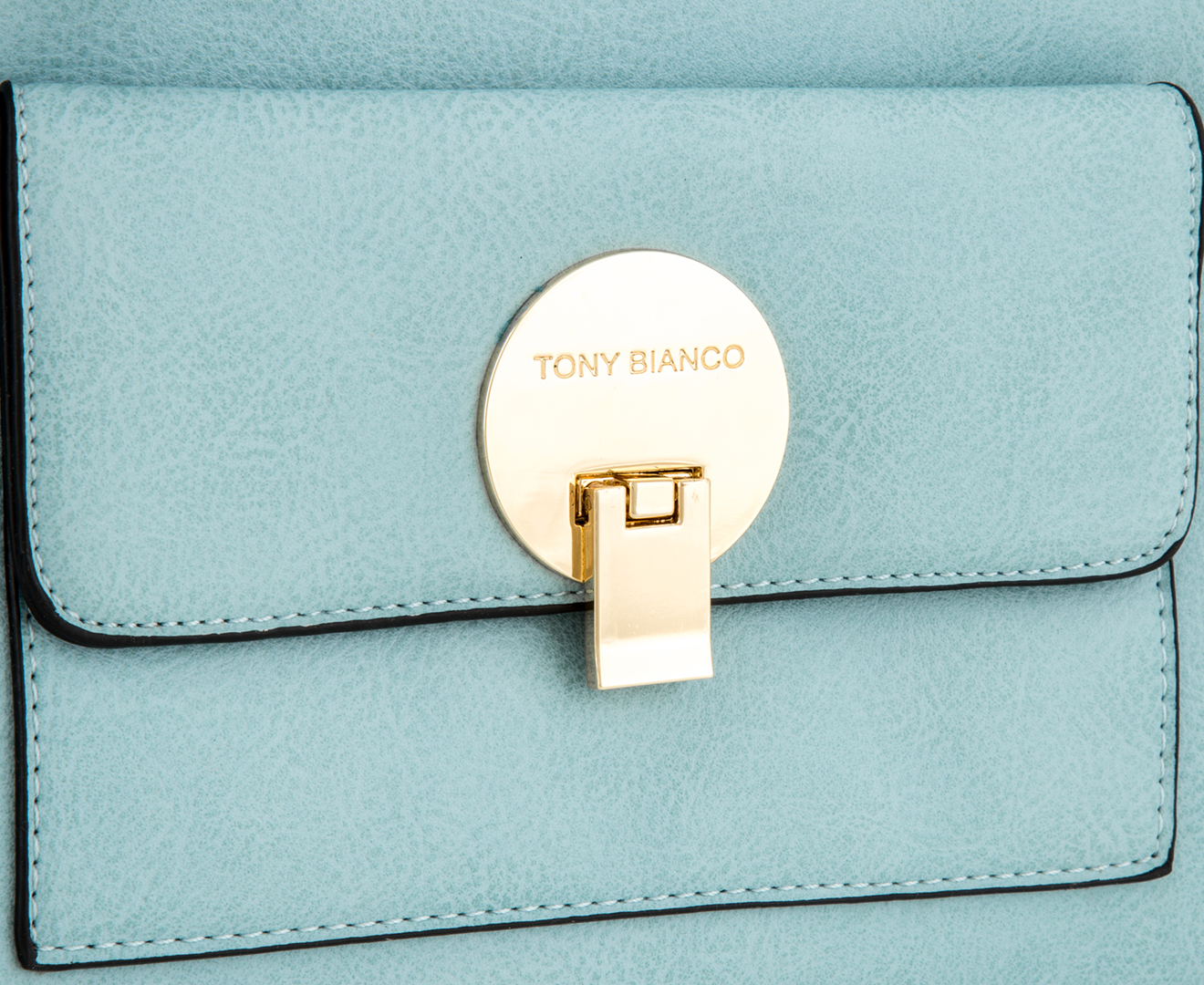 Tony Bianco Congo Clutch - Blue   Catch.com.au