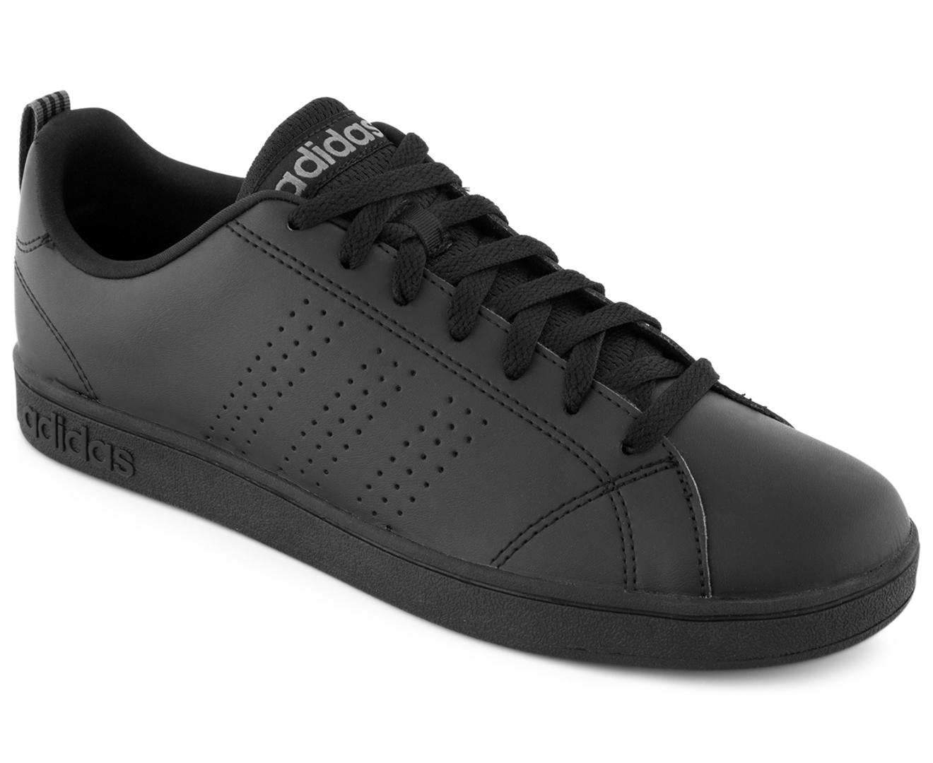 ba7dd4a738 Adidas Men s Advantage Clean VS Shoe - Core Black Lead