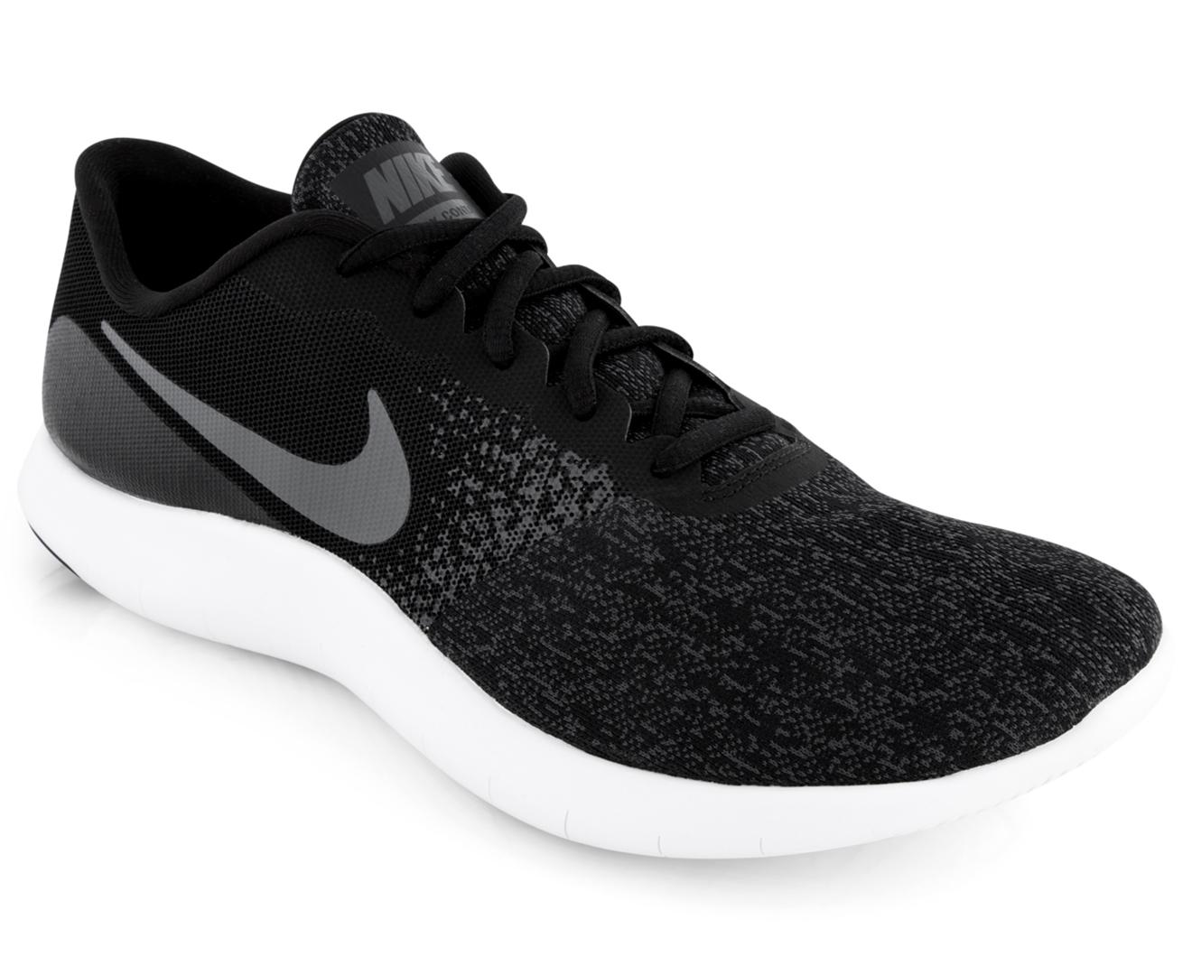 official photos e13da 359cb Nike Men s Flex Contact Shoe - Black White   Catch.com.au