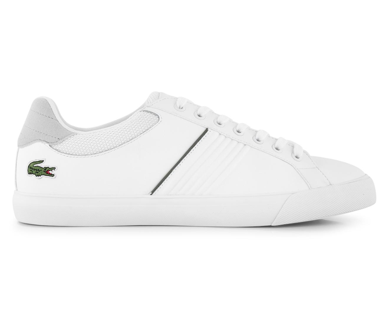 e6f547c9b13667 Lacoste Men s Fairlead 117 Shoe - White