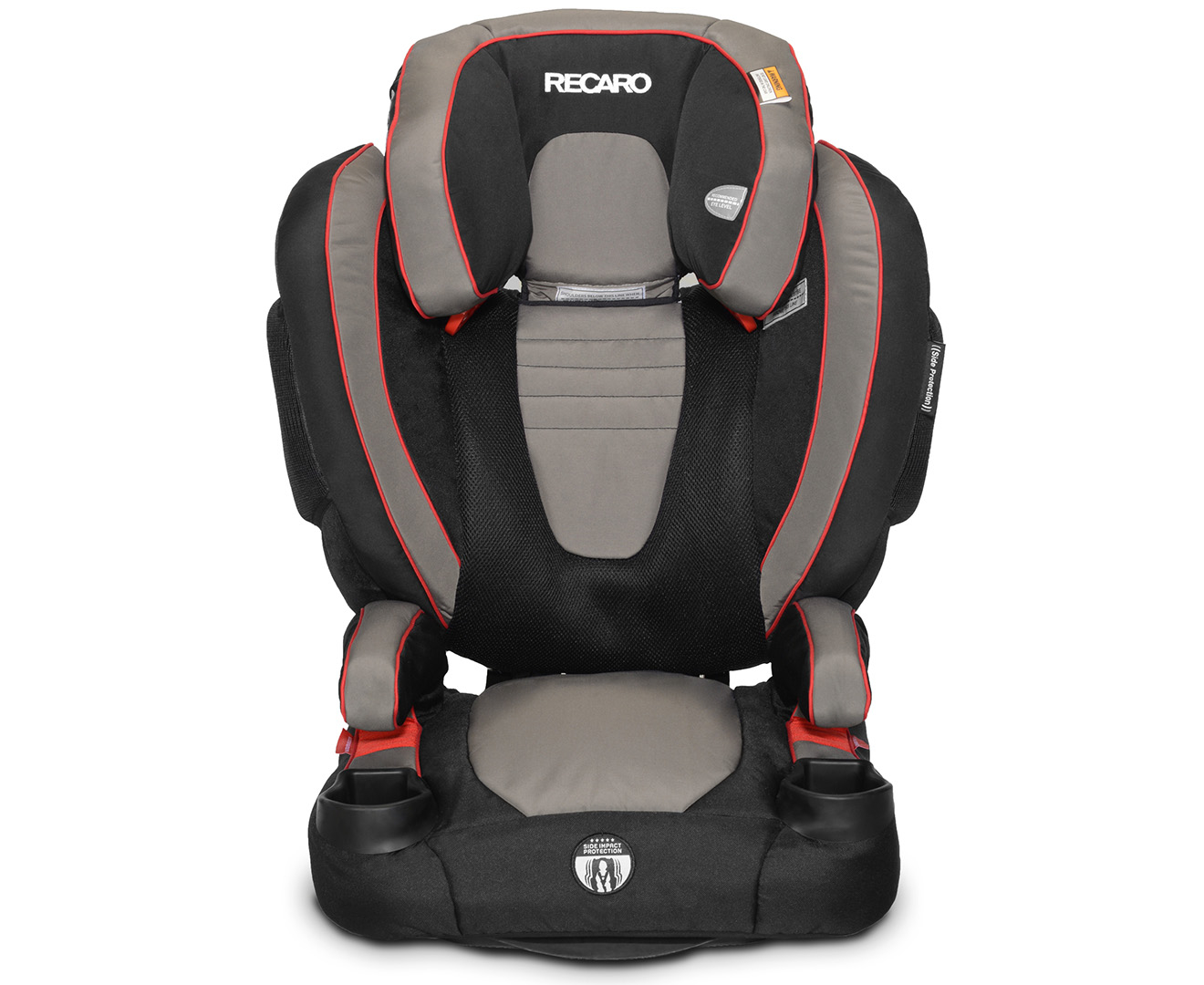 recaro performance booster car seat vibe ebay. Black Bedroom Furniture Sets. Home Design Ideas