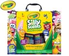Crayola Silly Scents Mini Art Case - Multi 1