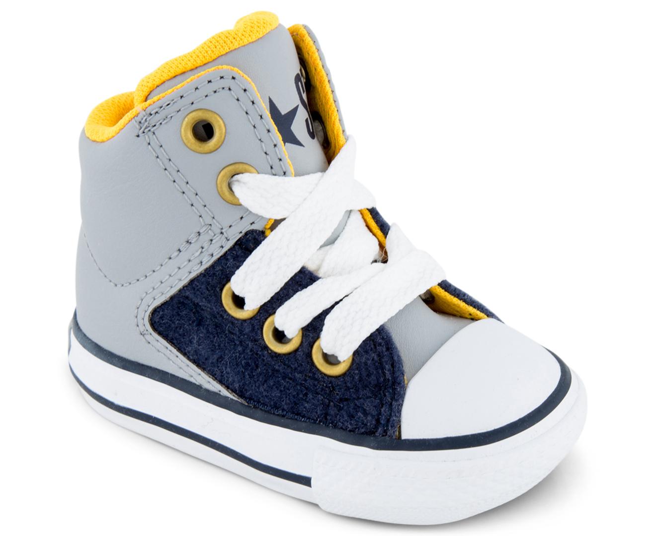 Converse Baby Toddler Chuck Taylor All Star High Street