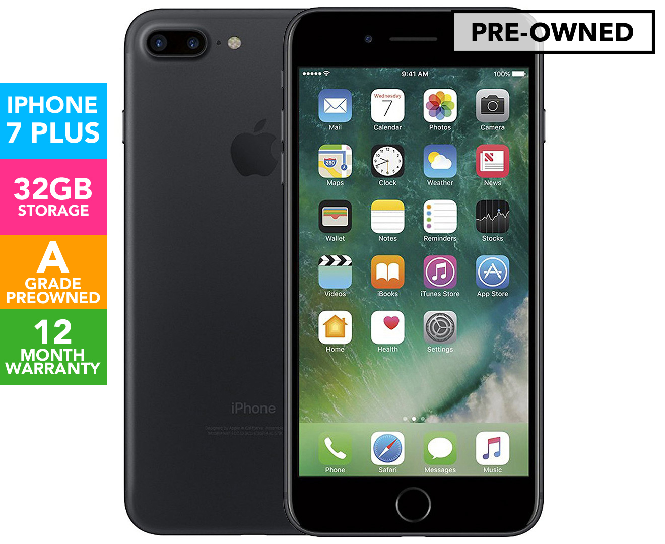 Pre Owned Iphone S Unlocked