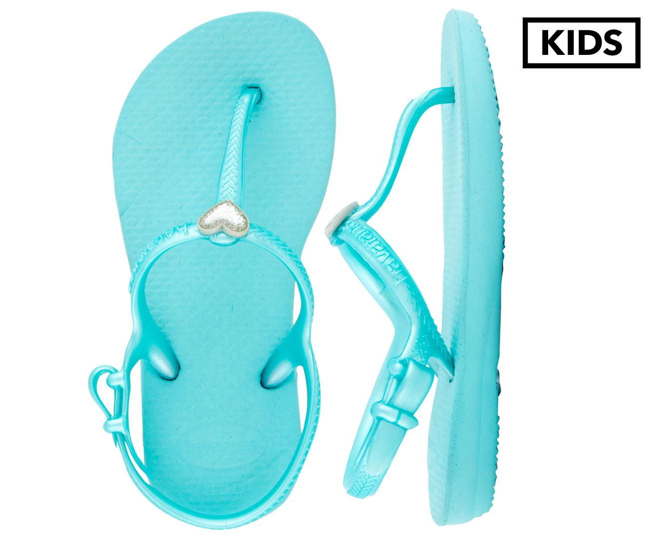 12568a58b18ce5 Havaianas Kids  Freedom Sandal - Icy Blue