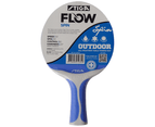 STIGA Flow Spin Outdoor Table Tennis Bat - Blue 1
