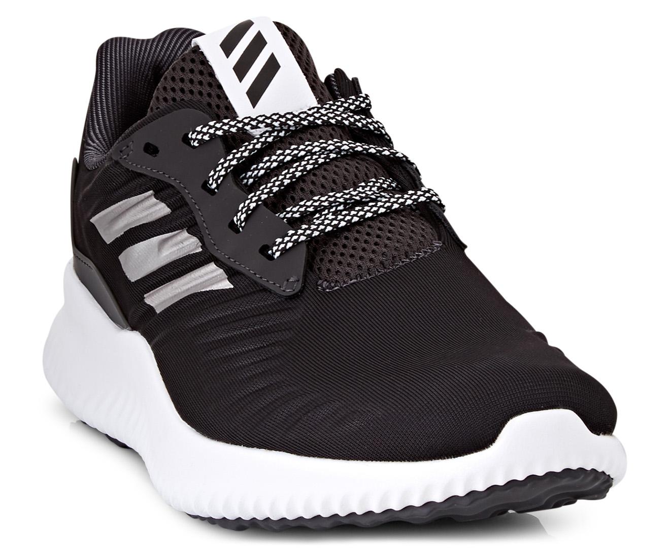 7a0c9dc54 Adidas Men s Alphabounce RC Shoe - Core Black Footwear White Utility Black