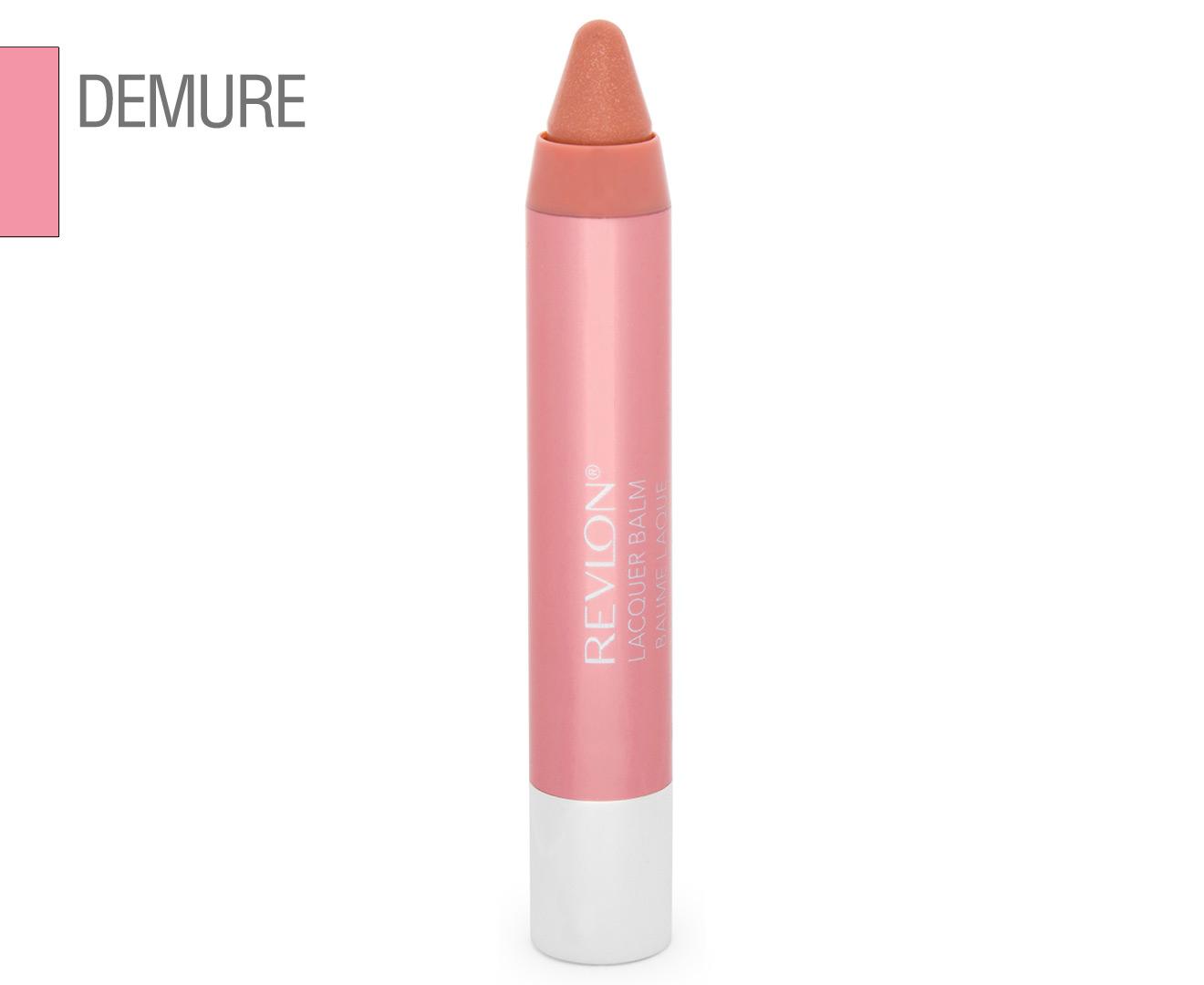 Revlon Colorburst Lacquer Balm 27g 105 Demure Ebay Collorbust Matte