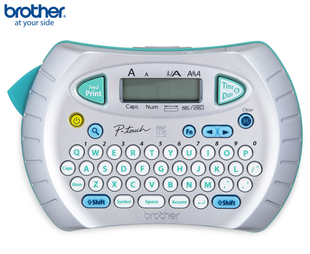 Brother PT-70 Electronic Label Maker - Silver | eBay