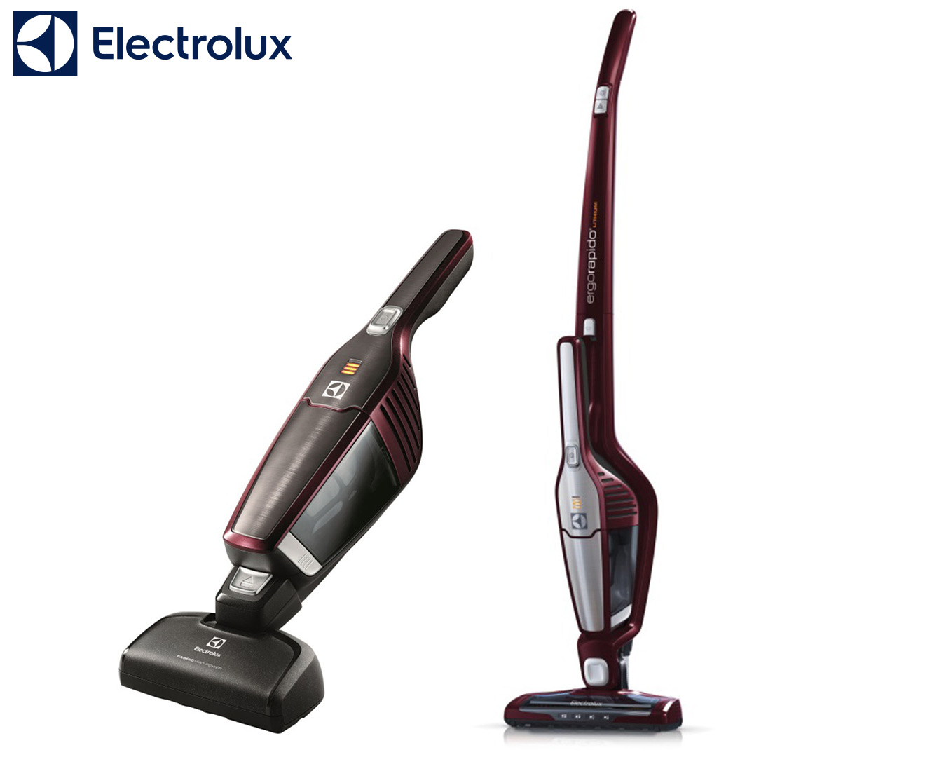 electrolux ergorapido 5 series pet power bagless stick vacuum groceries. Black Bedroom Furniture Sets. Home Design Ideas