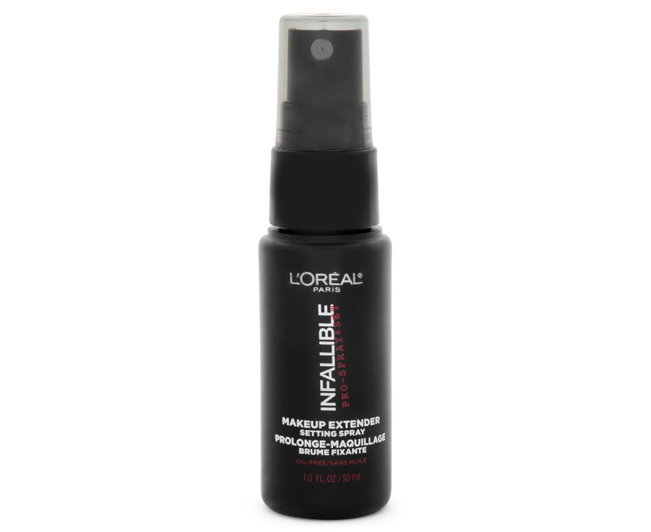 3 x L'Oréal Infallible Makeup Extender Setting Spray 30mL ...