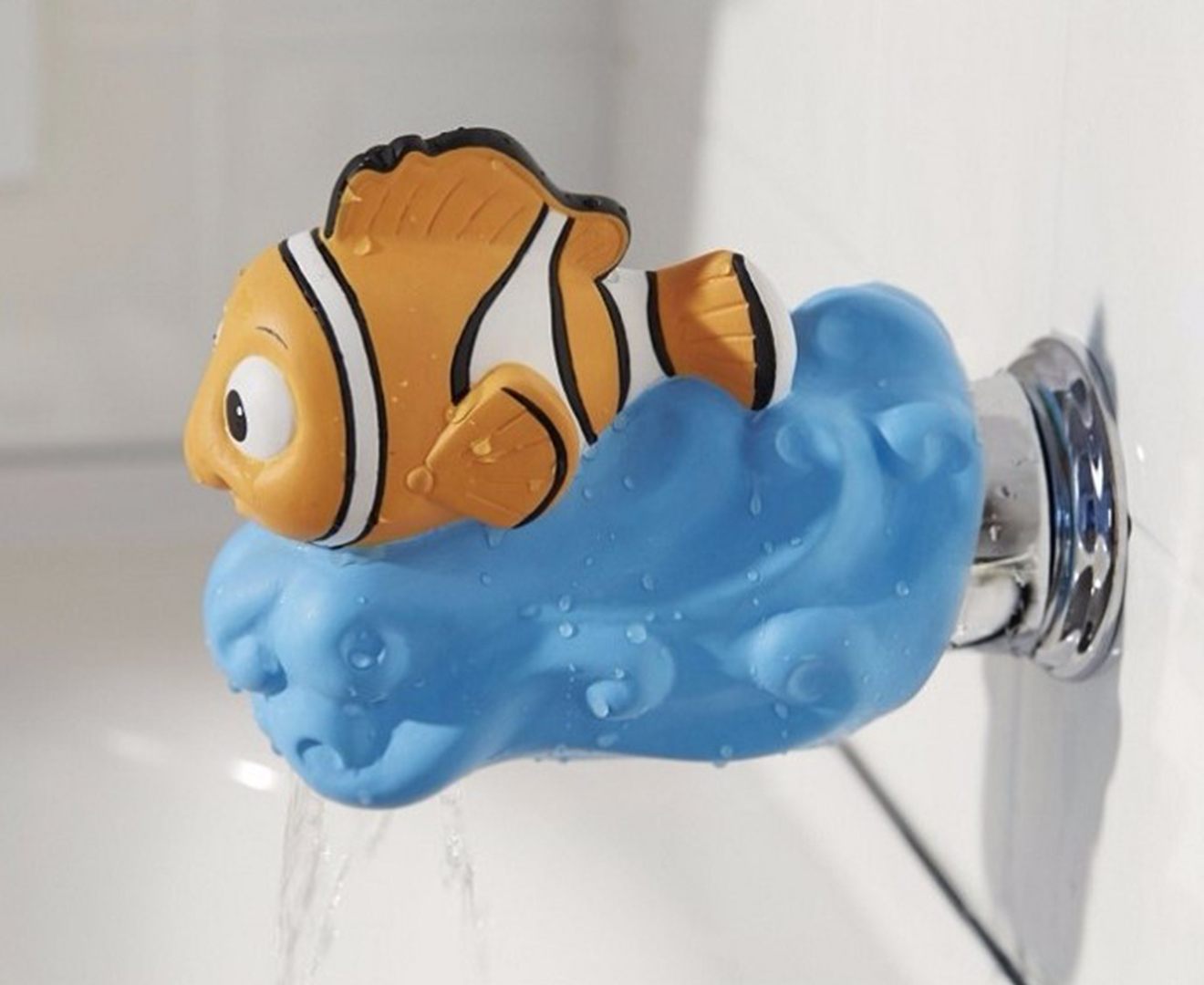 The First Years Disney Finding Nemo Bath Spout Cover - Multi | eBay
