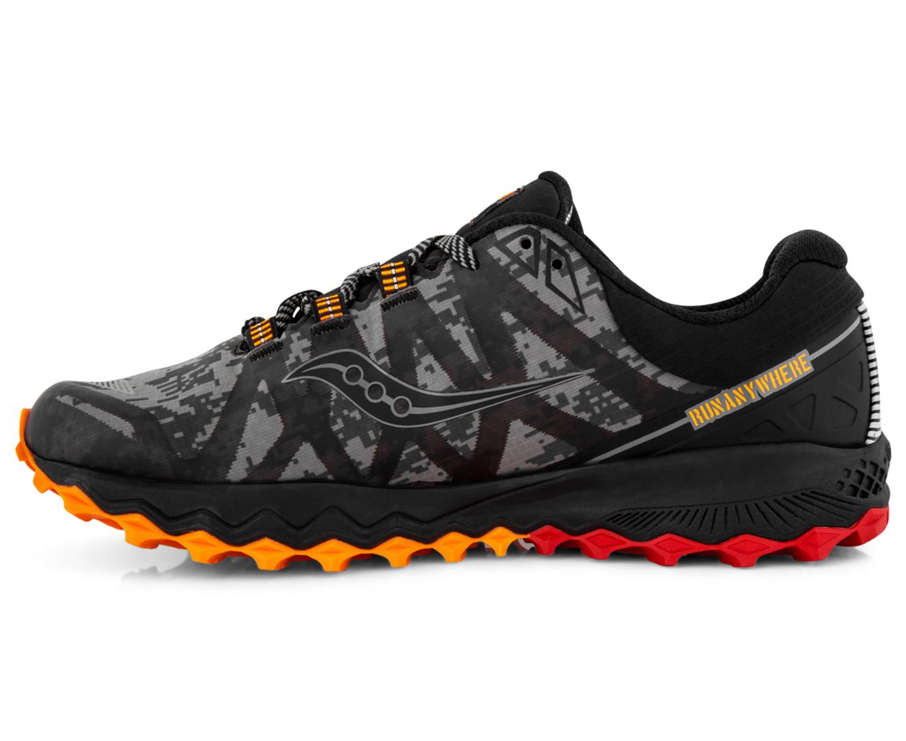 Saucony Men S Peregrine  Runshield Running Shoes