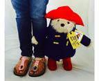 Vintage Giant Paddington Bear in Boots 45cm 2