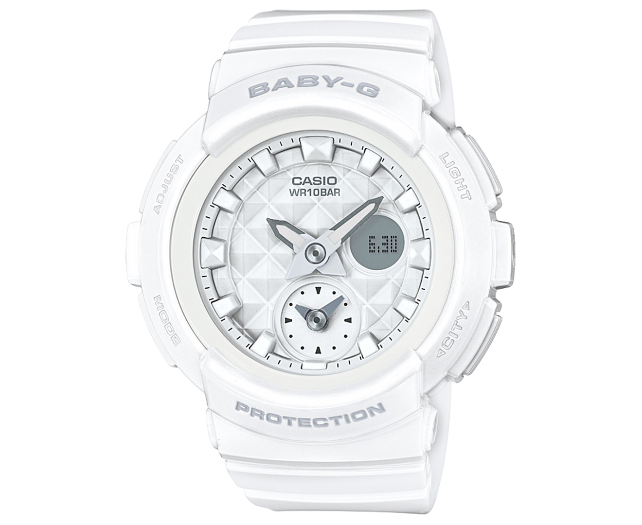 Casio Baby G Womens 45mm Bga195 7a Digital Watch White Great Ba 112 4a Pink Daily Deals At Australias Favourite Superstore Scoopon Shopping