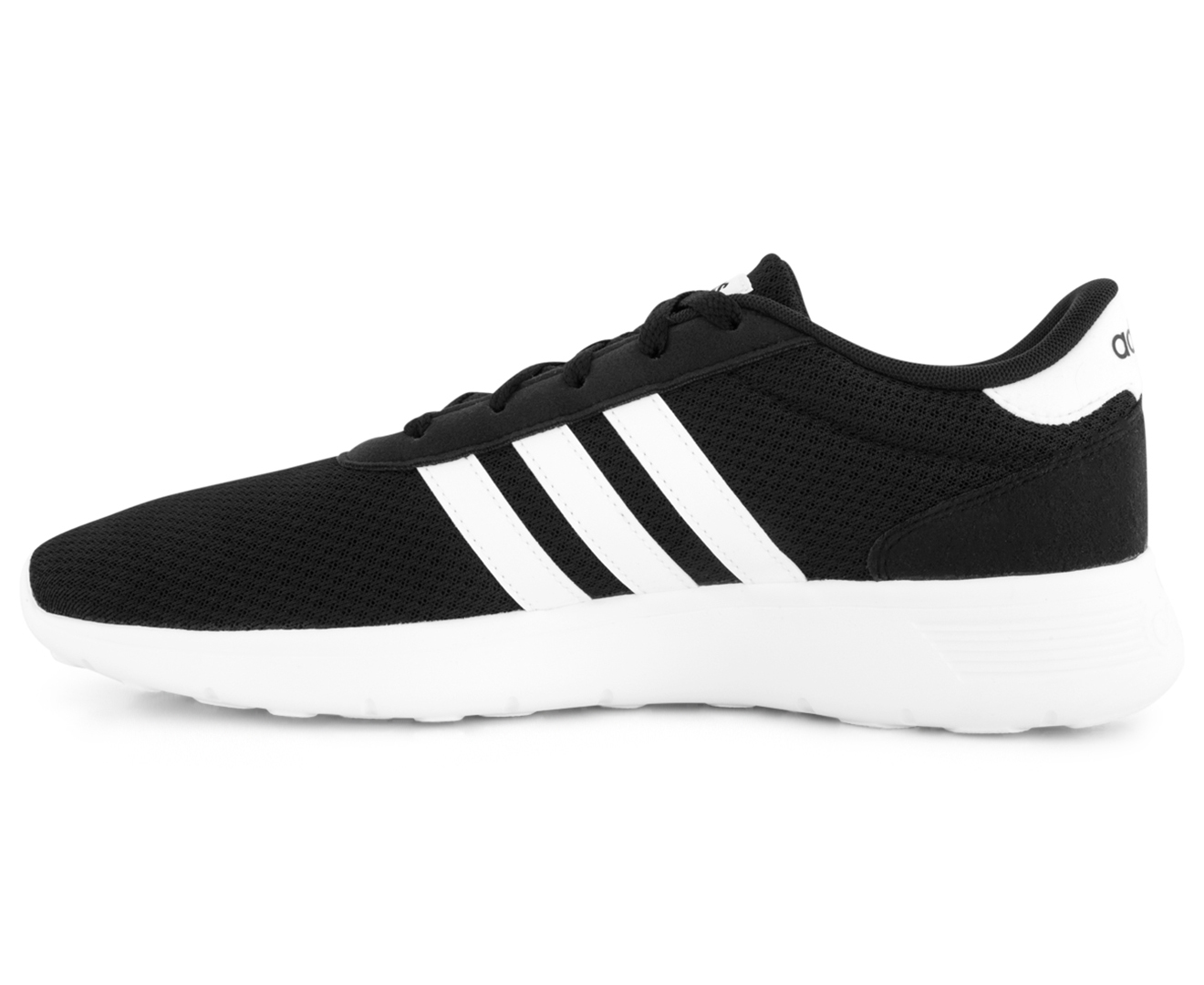 quality design 034e8 5474a Adidas Mens Lite Racer Shoe - Core BlackFootwear White  Scoopon Shopping
