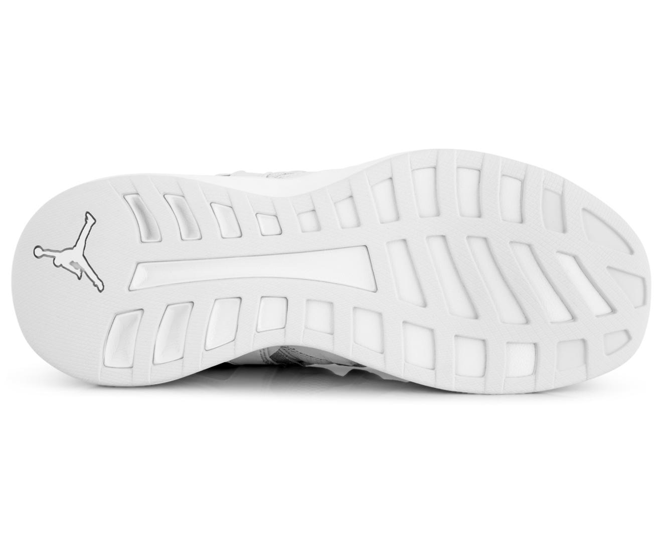 34af815b5af Nike Men s Jordan Formula 23 Low Basketball Shoe - Pure Platinum ...