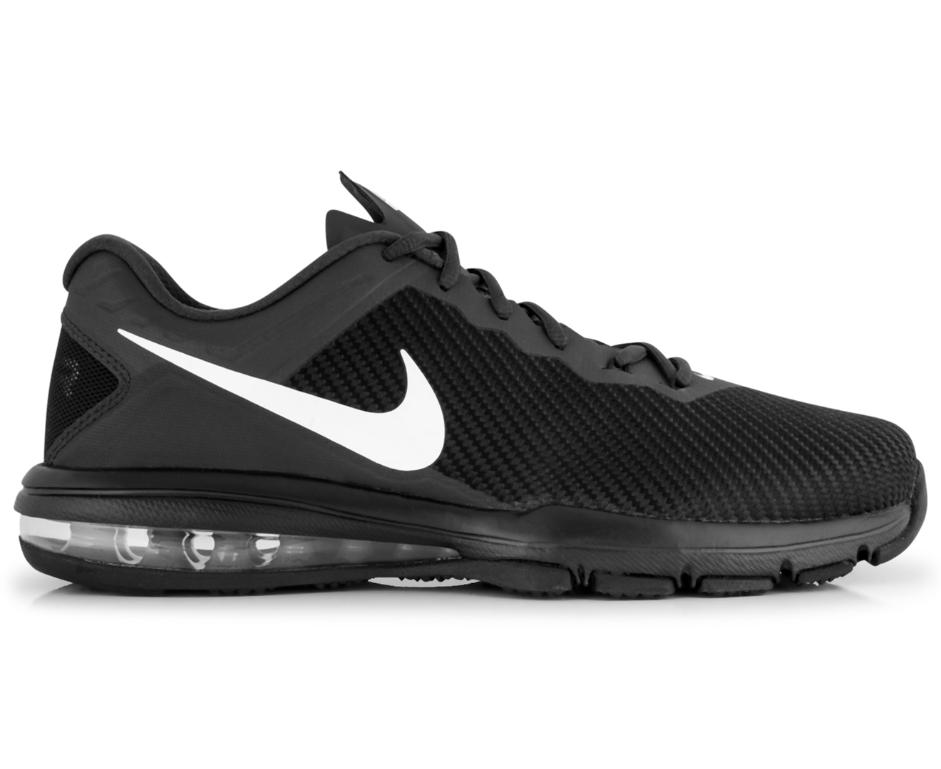 f80d5ac61d268 Nike Men'sAir Max Full Ride TR 1.5 Shoe - Black/White-Anthracite