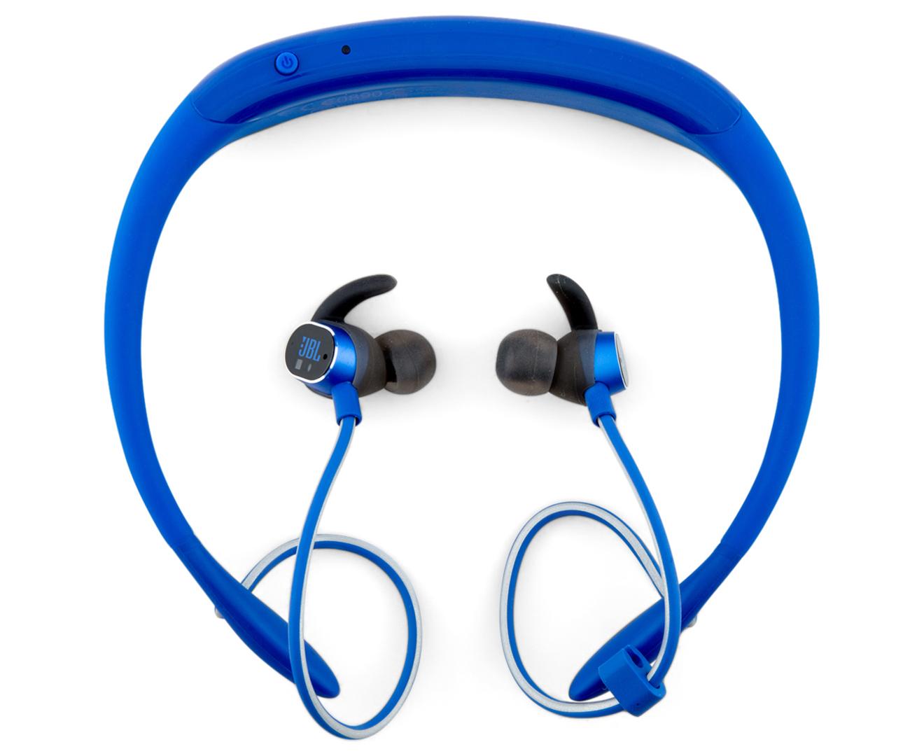 Tempat Jual Jbl Reflect Fit Heart Rate Wireless Headphones Blue Response Sport Bluetooth Headphone Biru Earphones