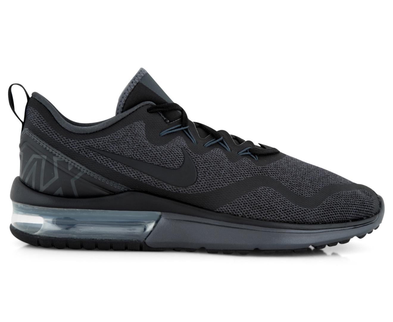 Nike Men's Air Max Fury Shoe BlackBlack Anthracite
