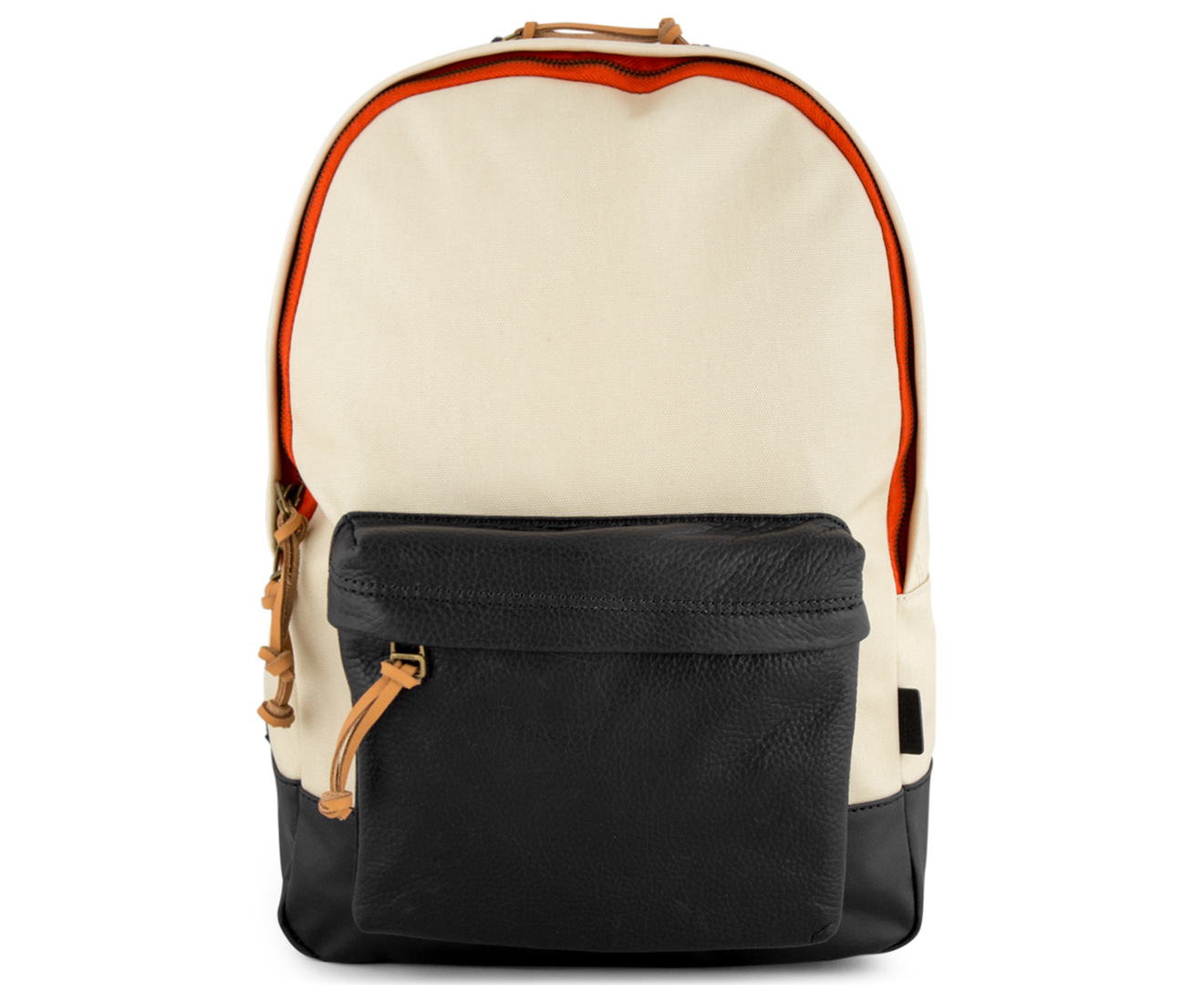 62f5a7bfee Fossil Estate Backpack - Beige Black