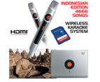 Miic Star Indonesian Edition 4666 Songs Wireless Karaoke System 1
