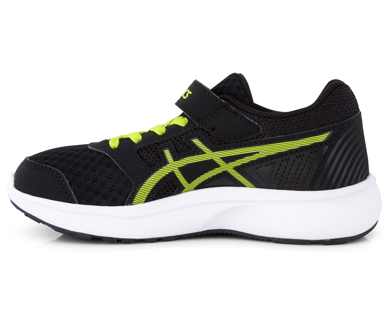 Little Boys Size  Asics Running Shoes